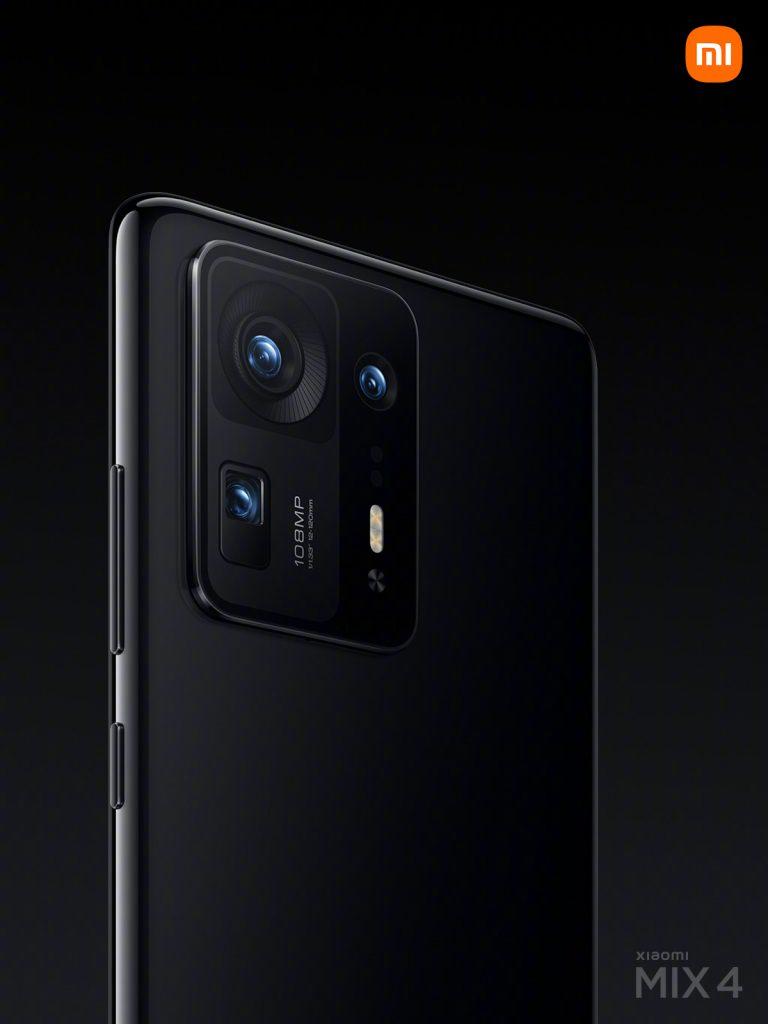 小米MIX4正式发布:CUP全面屏,采用屏下摄像头,15分钟充电100%