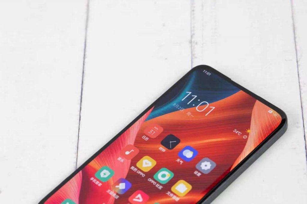 距离发布100%屏占比的手机不远了,OPPO刚刚官宣!