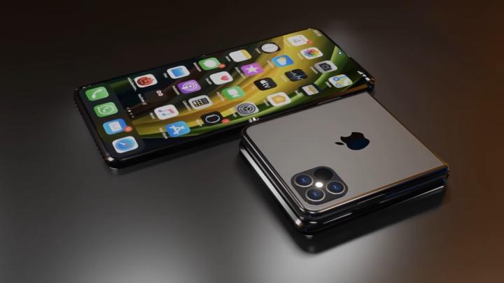 传苹果正在研发可折叠iPhone