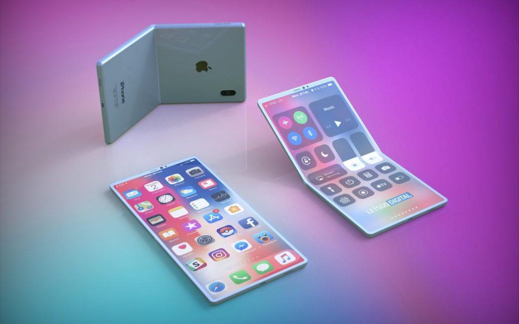 苹果折叠手机有了新消息,或在明年推出