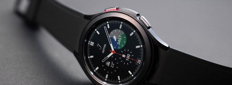 """Galaxy Watch 4迎来首次软件升级,开放""""三星健康""""功能"""
