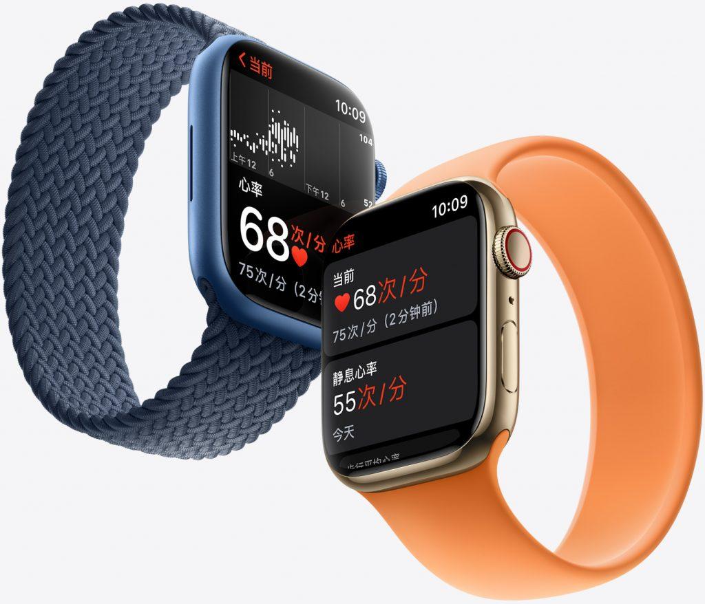 苹果手表7系列起售价399美元,将于今年秋季晚些时候正式发售