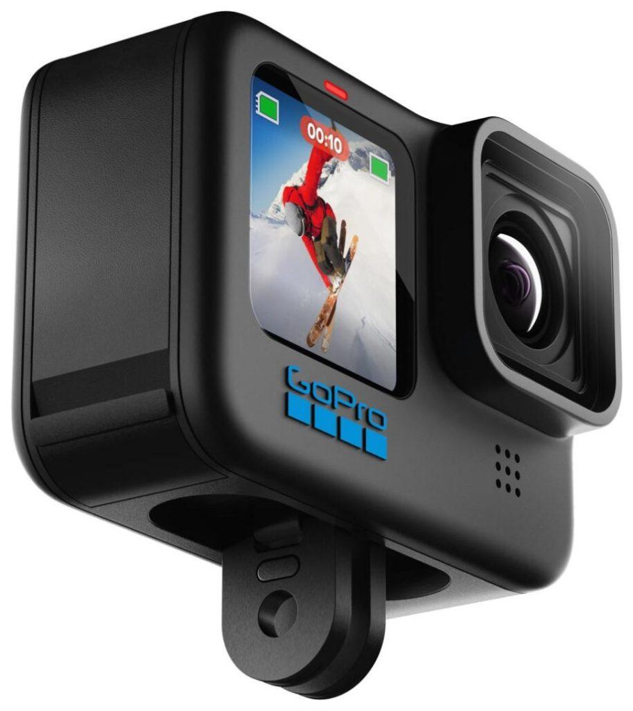GoPro HERO10 Black来了,支持5.3 3k 60FPS视频录制,2300万像素,稳定性更强