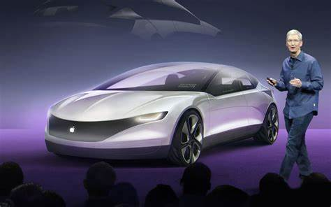 苹果汽车有了新消息,或在2024年批量生产